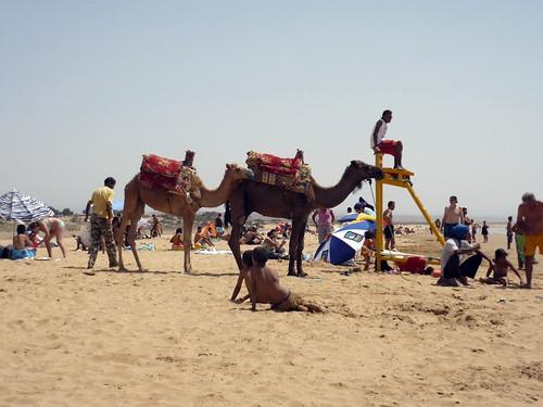 Playa Marruecos