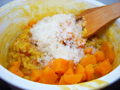 Butternut Squash Risotto, Step 9
