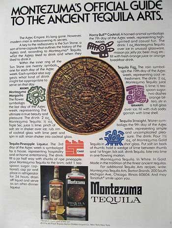 Montezuma Tequila