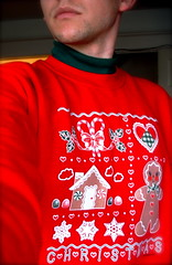 christmas sweater - 1