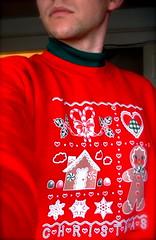 christmas sweater - 1