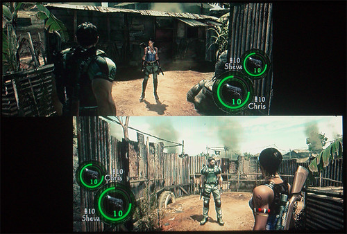 Resident Evil 5 c