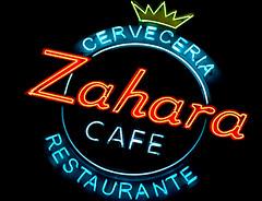 Zahara Cafe by Justin Korn