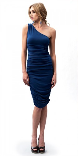 lauren blue dress.