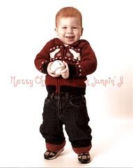 James Xmas 08 Baseball