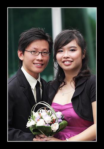 Daniel & Chen Hui