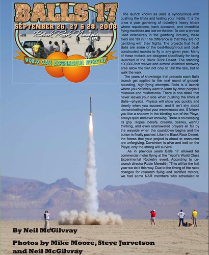 magazine design photo video big balls cc crater rocket rockets launch excitement toma qp reference mavericks byline pmotor pdq 2stage rocketmavericks qmotor qpdoll