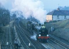 31411 LCGB Rail Tour leaving Redhill (pondhopper1) Tags: steam redhill railways 260 uksteam nclass 31411