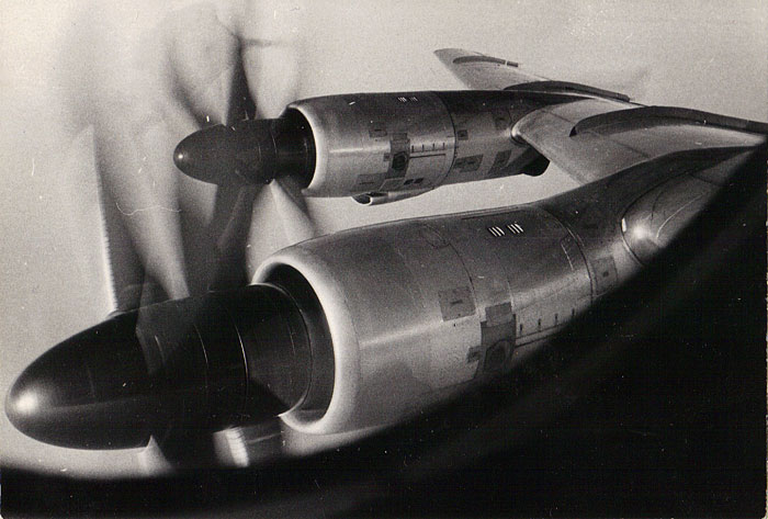 ТУ - 114, Фото Б.Вдовенко