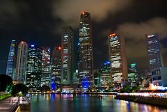 Boat Quay at Central Business District (CBD) - Singapore (Souvik_Prometure) Tags: singapore cbd soe boatquay centralbusinessdistrict flickrsbest platinumphoto aplusphoto theunforgettablepictures souvikbhattacharya