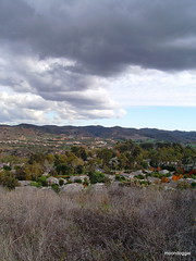 December 16 08 704 (moondoggie71) Tags: california santa blue sky storm rock clouds ana san turtle gray canyon hills joaquin shady saddleback irvine chaparral mountans