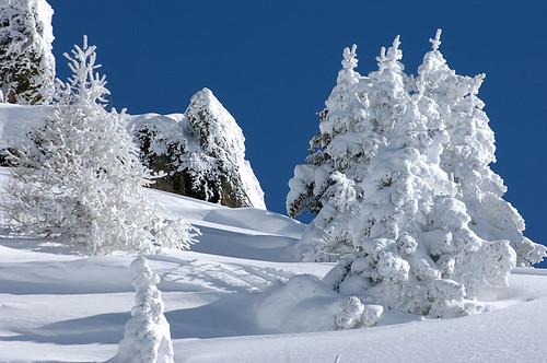 Les Arcs, French Alps