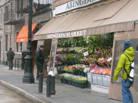 Abingdon Market, Greenwich Village