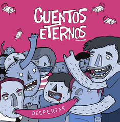 (JuanPez) Tags: music art rock punk arte beds drawing album emo musica draw ilustracion cuentos despertar eternos aillustration