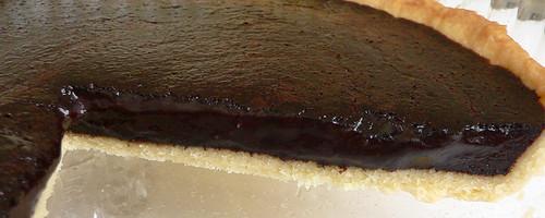 Schokoladen-Espresso-Tarte