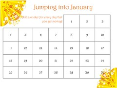 Jumping into January