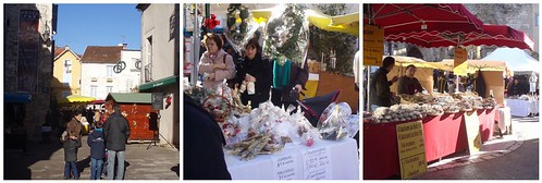 Christmas Market in Souillac