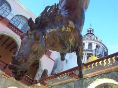 El caballo que cae 2