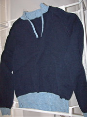 Lambswool jumper for Cog