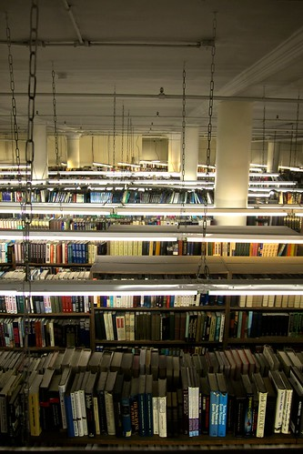 The Strand book shop