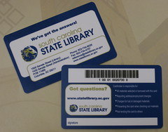 scsl library card
