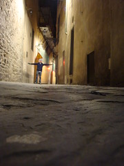 Florence Selfie (grossgut) Tags: florence alley uffizi
