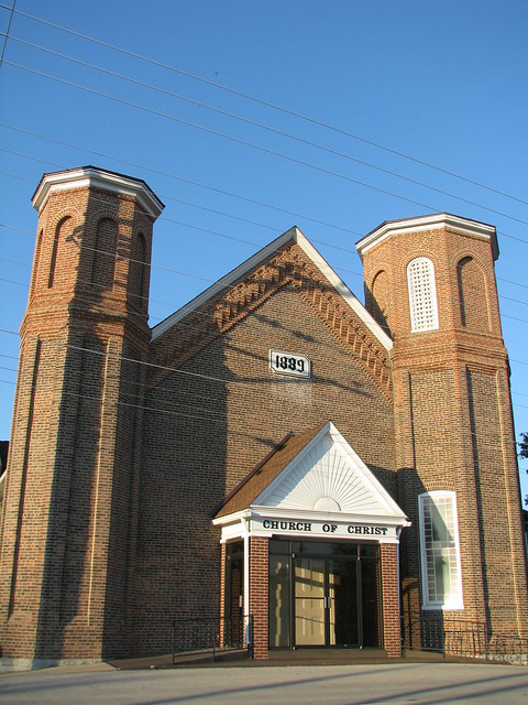 Woodbury Church of Christ