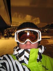 Frightened (kristoffintosh) Tags: sweden newyears kristoffer slen snowboardning