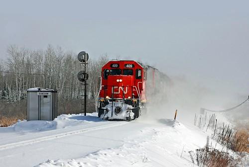 01-18-09 Where's the Train?