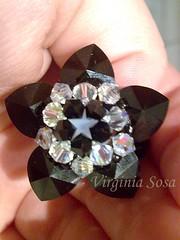 anillo corazones (Mi taller mgico) Tags: anillos abalorios