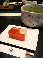 Toraya wagashi (Silly Jilly) Tags: japan tokyo roppongi 六本木 toraya 虎屋 tokyomidtown