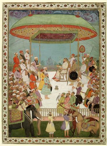 019- Pintura india siglos XVIII- XIX