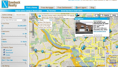 Sawbuck Realty: Search Active Listings & Recent Sales by you.
