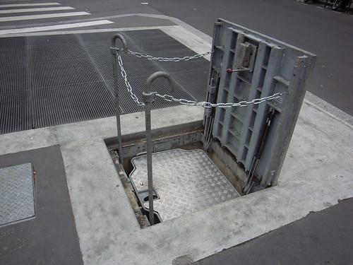 Street trap!