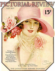 Free To Use (Suzee Que) Tags: 1920s ephemera magazinecover freetouse