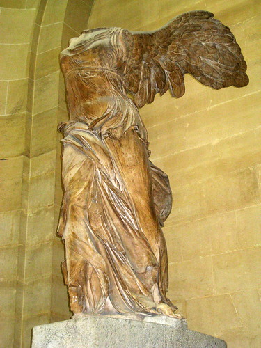 Winged Victory of Samothrace / Louvre