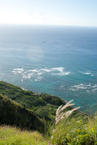 Just One More Lighthouse Shot from Diamond Head
