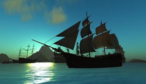 Black Spot Ships