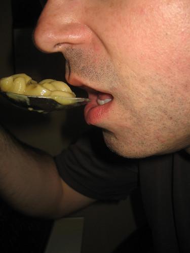 Live to Eat [365portraits: 035]