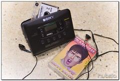 Francis Magalona (October 4, 1964 - March 6, 2009) (hubsio) Tags: nikon walkman album sony sigma tape tribute cassette 1850 thehub d90 francism forfrancism happybattle
