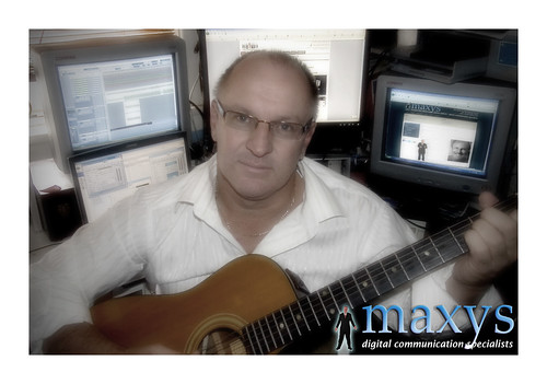 Scott Maxworthy CEO Max Media and Entertainment