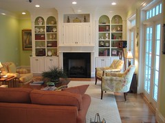 Custom Cabinetry for an Organized, Attra by PoshSurfside.com, on Flickr