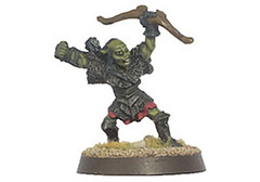 Moria Goblin Captain w/bow (LotR Collector) Tags: miniature gaming lotr captain goblin figure lordoftherings gw wargame tolkien tabletop sbg middleearth thehobbit moria gamesworkshop wargaming legions warofthering wotr strategybattlegame themistymountains