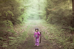 (-Edward) Tags: trees light portrait color love girl leaves fog canon sticks woods wind earth air daughter trails 85mm atmosphere center things land f2 foshizzle forgetwhatphotobookssayaboutcomposition 5dmarktizzle
