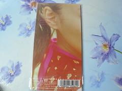 全新 原裝絕版 1997年 6月21日 持田真樹 大正製藥 CM歌 Teaes CD 原價 1020YEN 3
