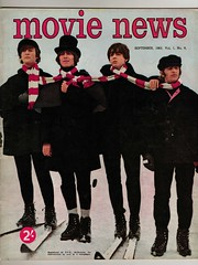 movie news magazine (Pagan555) Tags: movies beatles thebeatles fanmags merseybeat moviemagazines