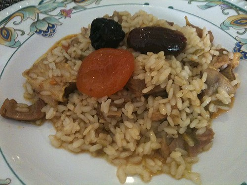 Zaragoza | Ultreia | Arroz