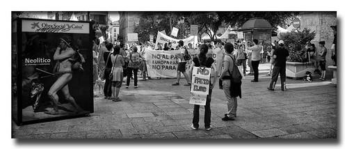 Manifestación 19-J (7) by Andrés Ñíguez