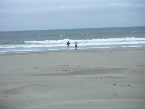 Boys on the Beach - Brookings