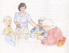 "Illustration for over 60's  information booklet - Client Essex County Council • <a style=""font-size:0.8em;"" href=""http://www.flickr.com/photos/64357681@N04/5866284336/"" target=""_blank"">View on Flickr</a>"